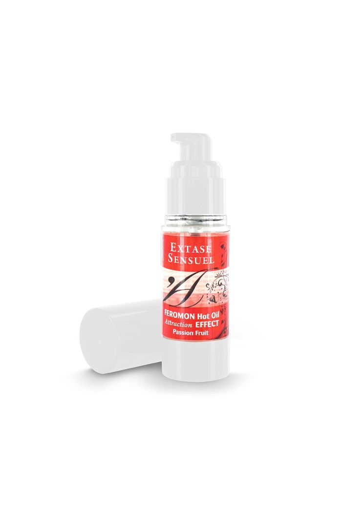 Extase Sensuel - Feromon Hot Oil Passion Fruit 30 ml
