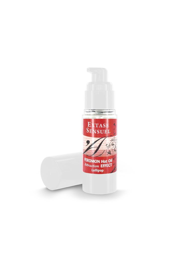 Extase Sensuel - Feromon Hot Oil Lollipop 30 ml