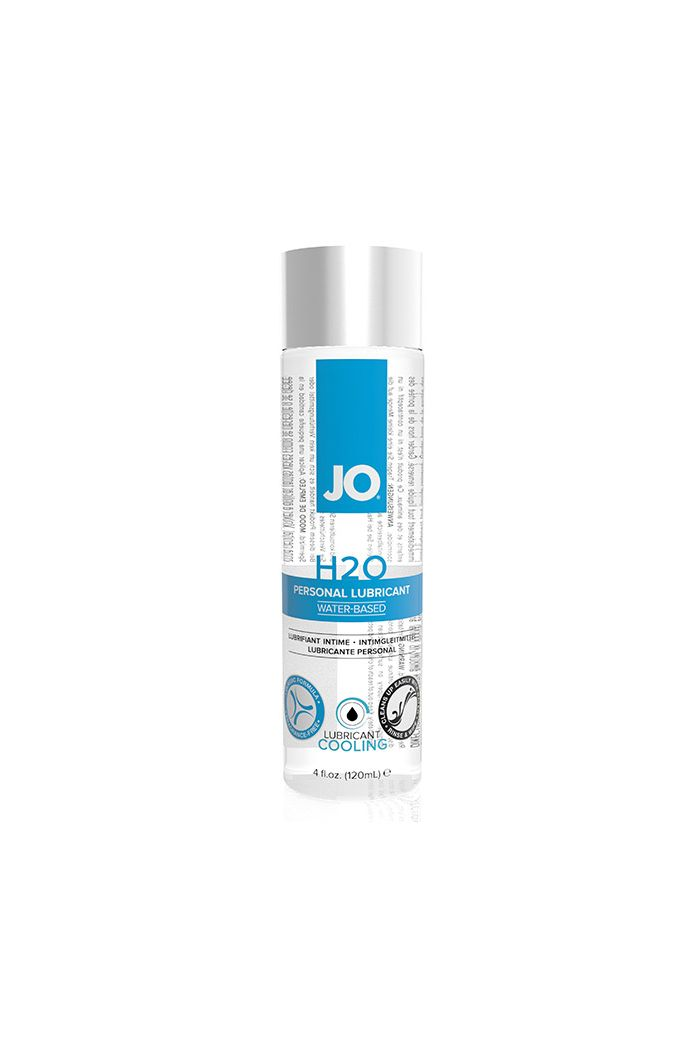 System JO - H2O Lubricant Cool 120 ml