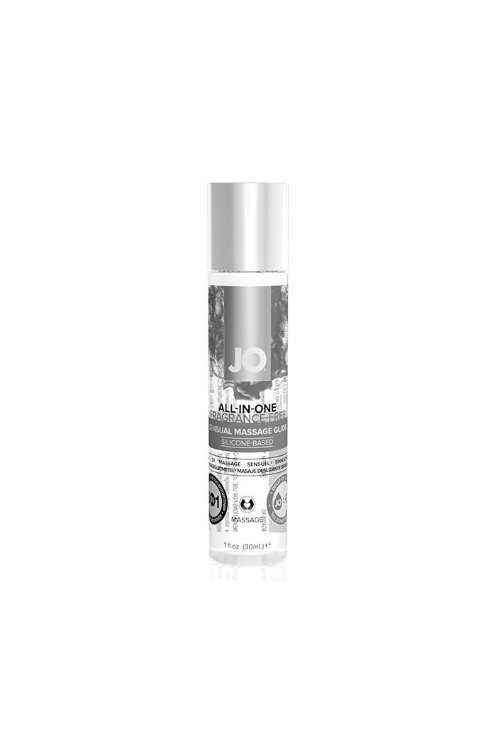 System JO - All-in-One Sensual Massage Glide Unscented 30 ml