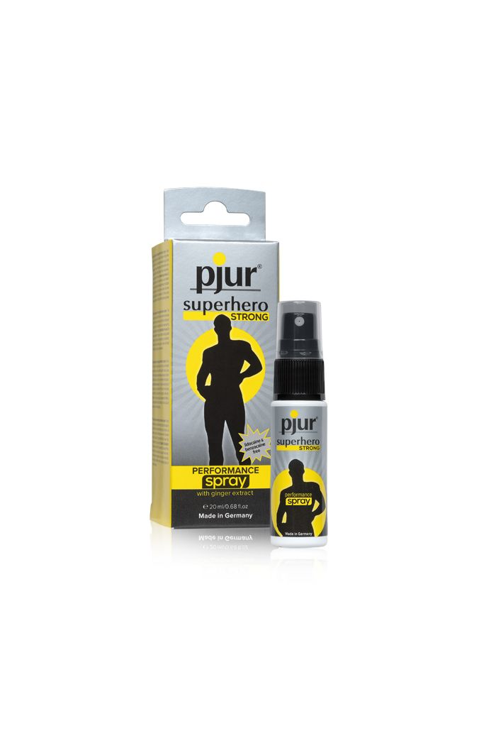 Pjur - Superhero Strong Performance Spray 20 ml
