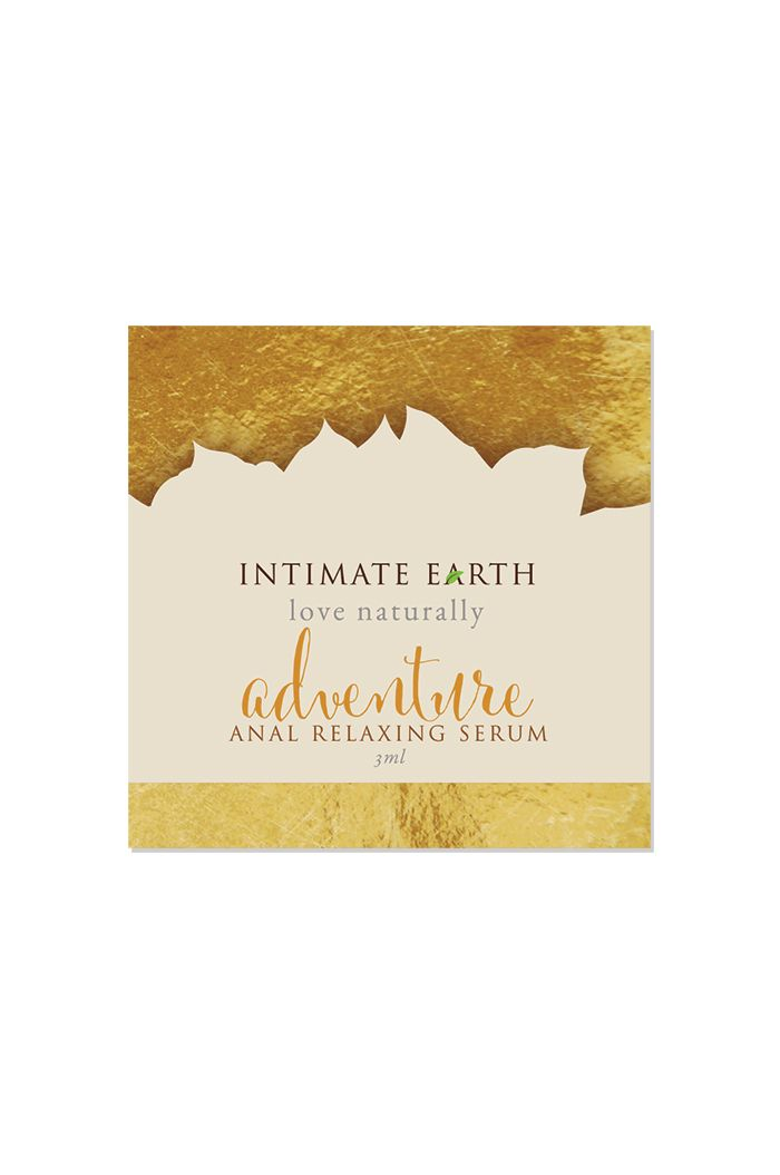 Intimate Earth - Anal Relaxing Serum Adventure Foil 3 ml