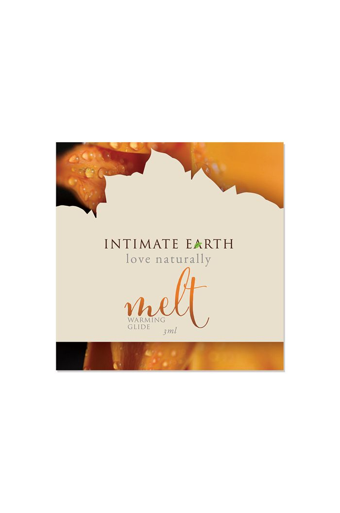 Intimate Earth - Melt Warming Glide Foil 3 ml