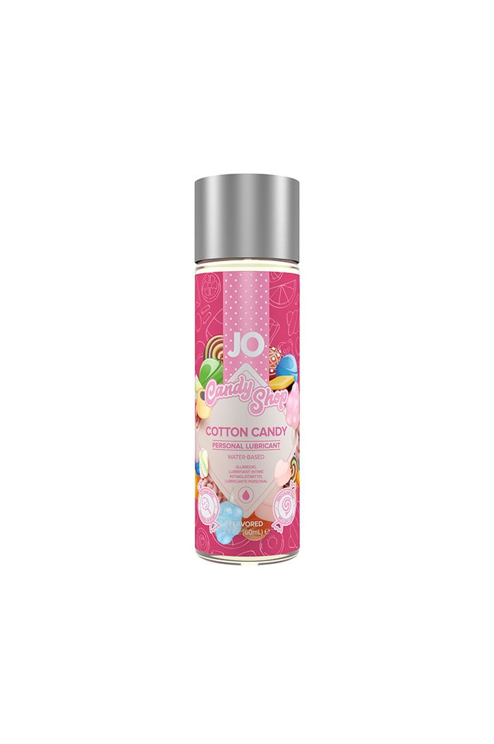 System JO - Candy Shop H2O Cotton Candy Lubricant 60 ml