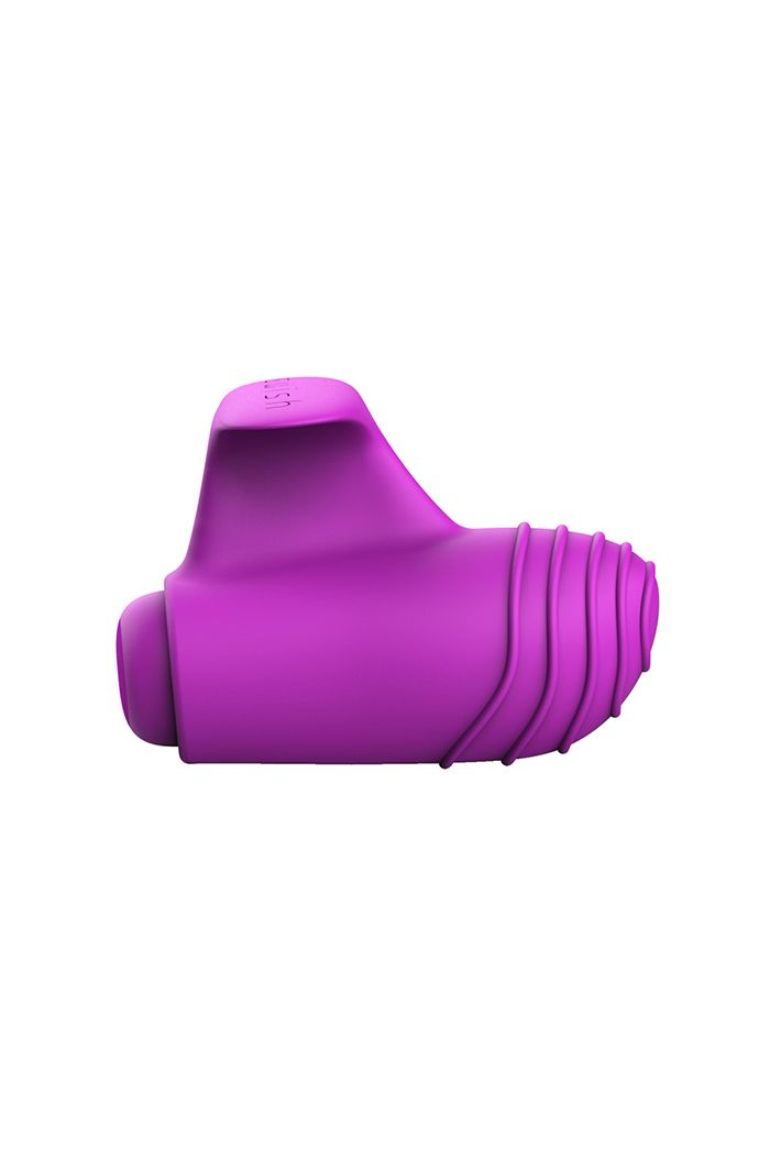 B Swish - bteased Basic Finger Vibrator Orchid