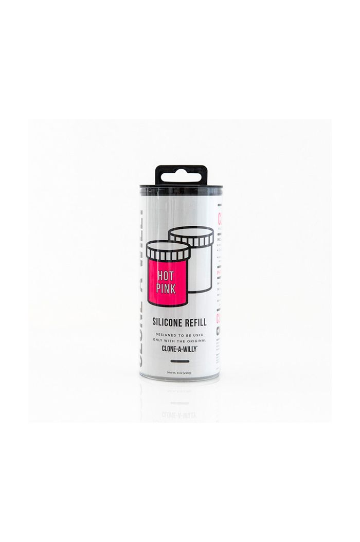 Clone-A-Willy - Refill Hot Pink Silicone