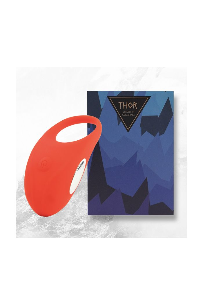 FeelzToys - Thor Cockring Red