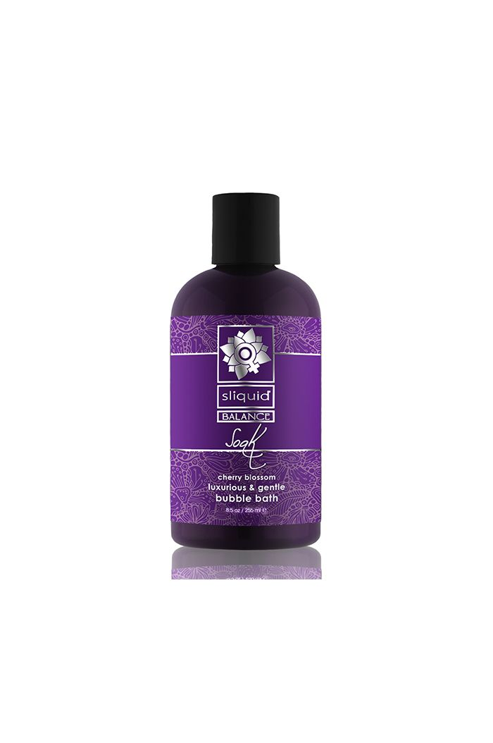 Sliquid - Balance Soak Cherry Blossom 255 ml