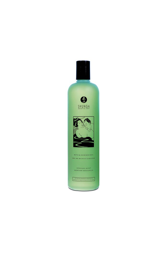Shunga - Shower Gel Sensual Mint 500 ml