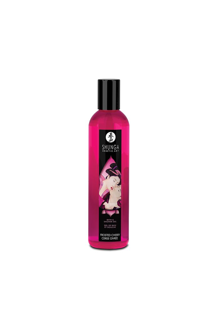 Shunga - Shower Gel Frosted Cherry 250 ml