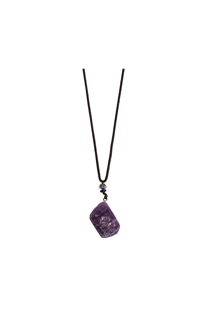 La Gemmes - Necklace Pure Amethyst
