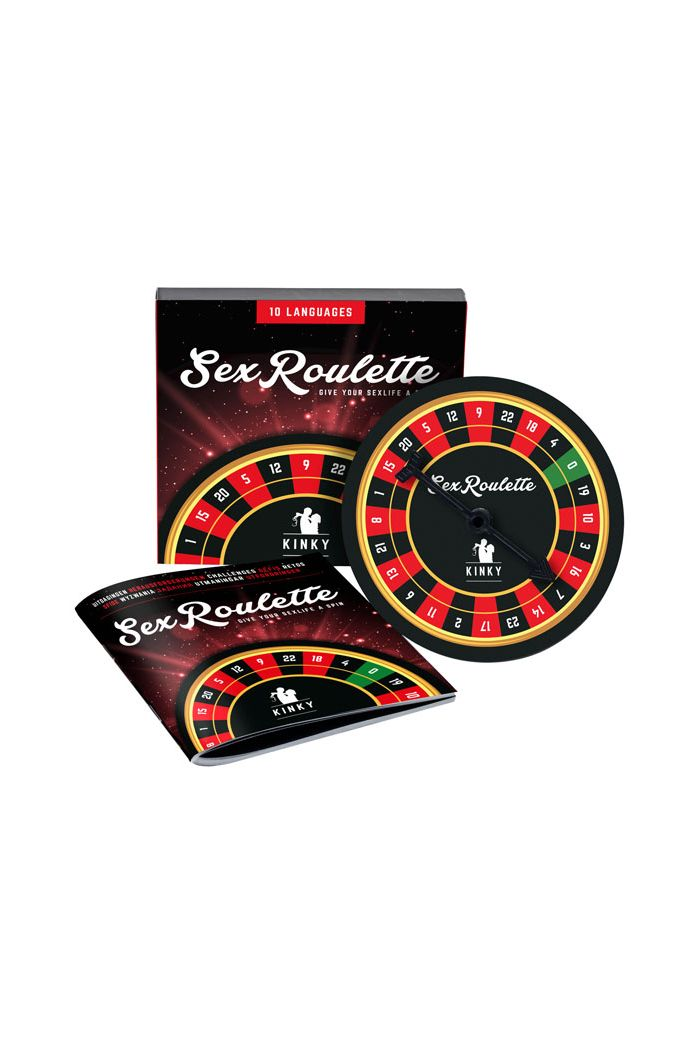 Sex Roulette Kinky (NL-DE-EN-FR-ES-IT-PL-RU-SE-NO)