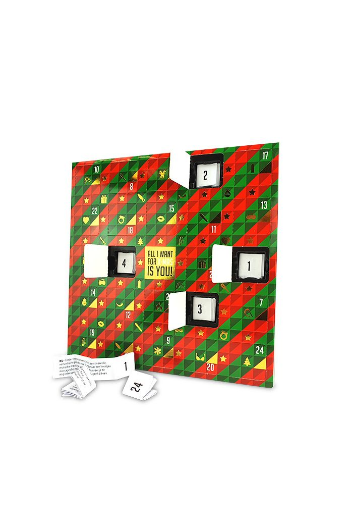 Erotic Advent Calendar (NL-DE-EN-FR-ES-IT-PL-RU-SE-NO)