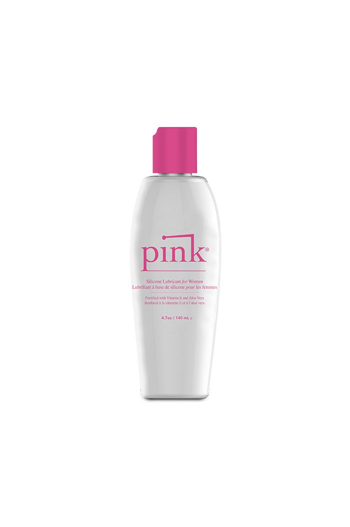 Pink - Silicone Lubricant 140 ml