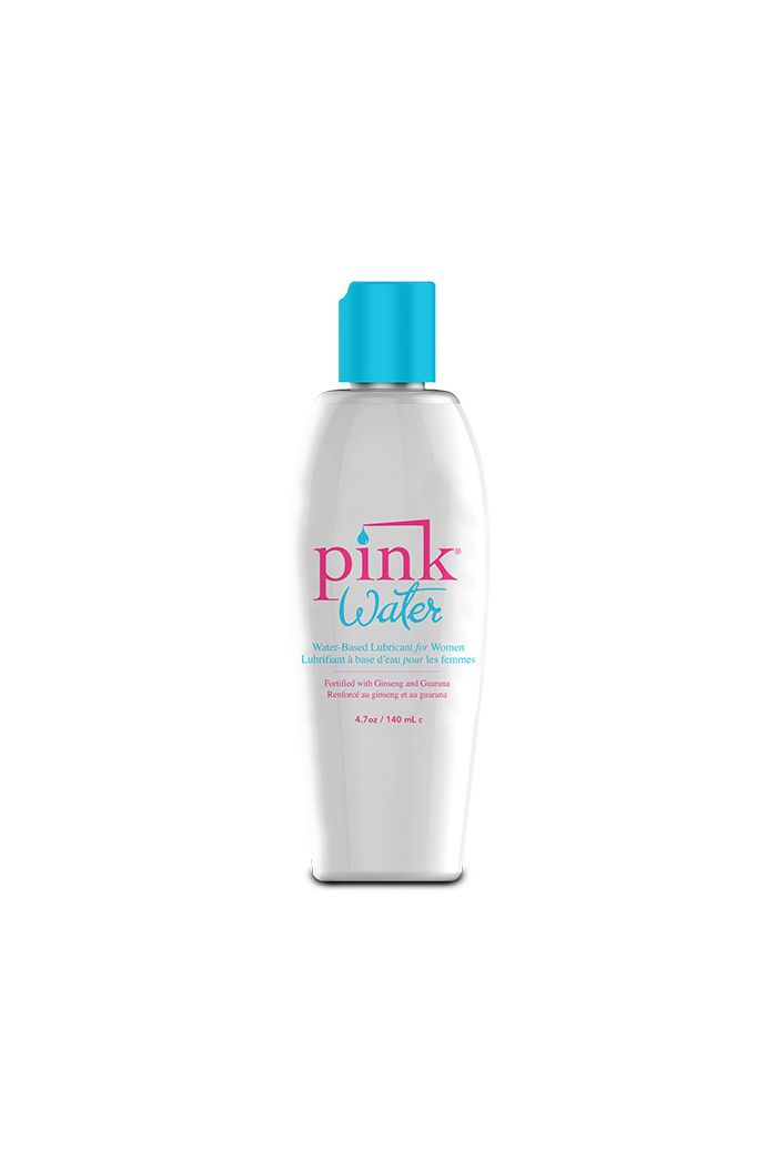 Pink - Water Water Based Lubricant 140 ml