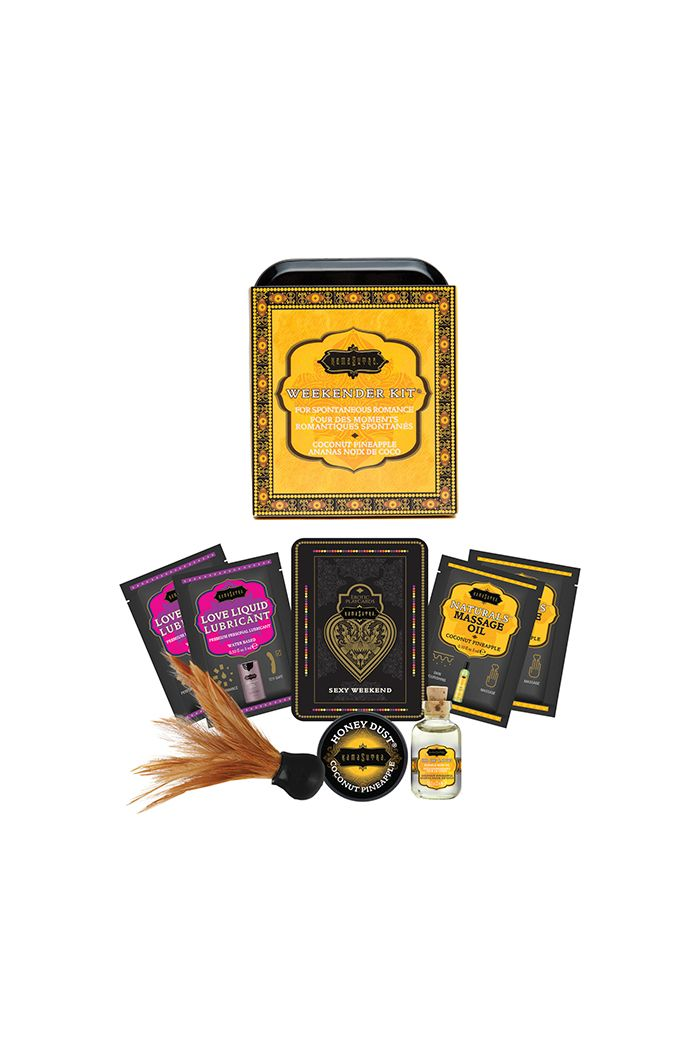 Kama Sutra - The Weekender Tin Can Coconut Pineapple