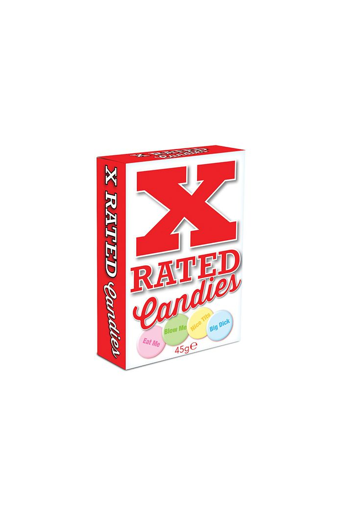 X-Rated Candies