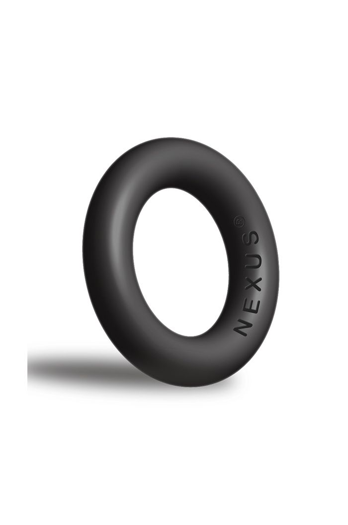Nexus - Enduro Plus Thick Silicone Super Stretchy Cock Ring