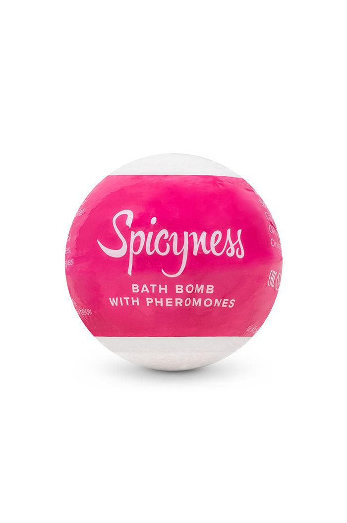 Obsessive - Bath Bomb with Pheromones Spicy