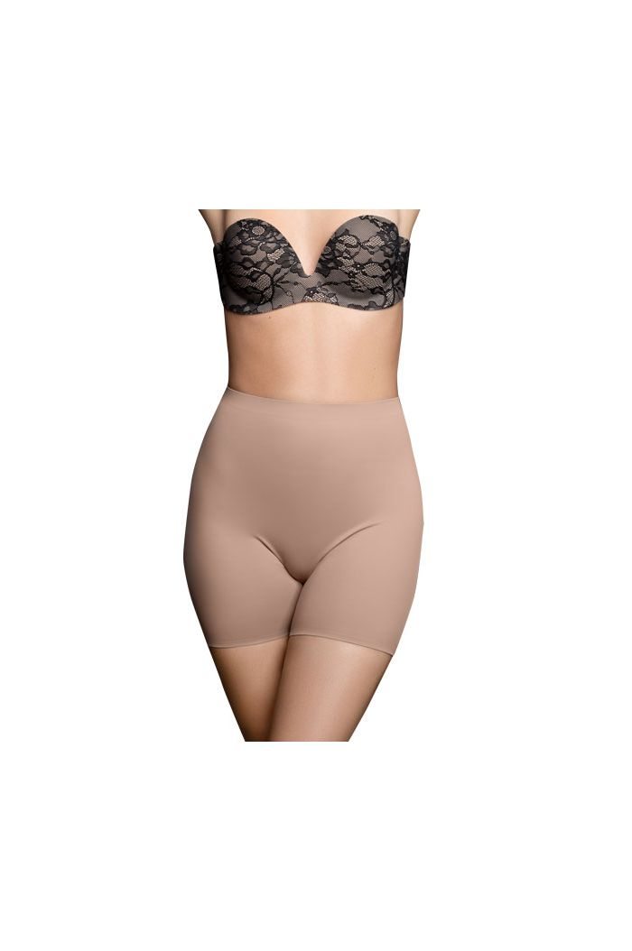 Bye Bra - Invisible Short Nude S