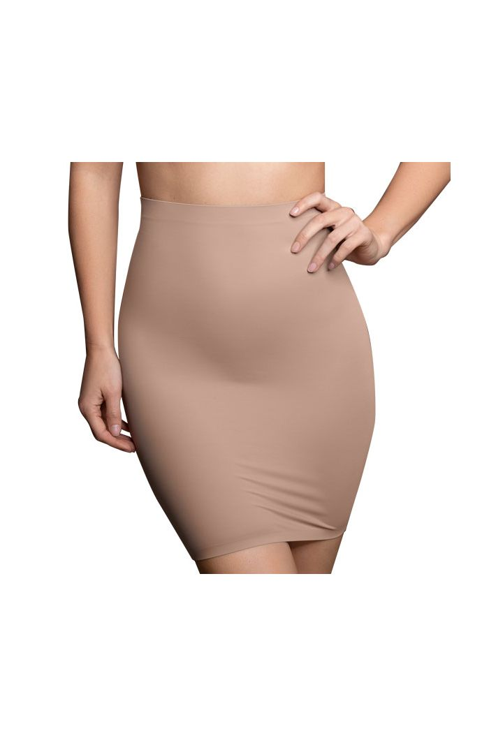 Bye Bra - Invisible Skirt Nude XL